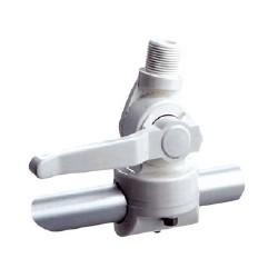 Base per antenna su tubo