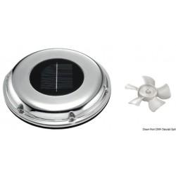 Aereatore ad energia solare...