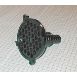 Succhiarola Dritta Ø25/38mm