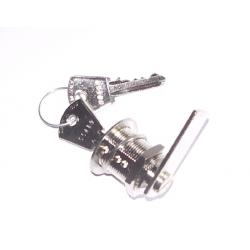 Nottolino a cilindro Ø 20mm