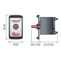Magneto-idraulico Quick 50A CC