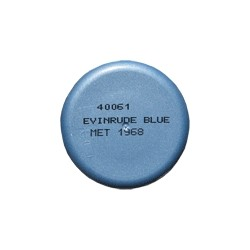 EVINRUDE BLUE MET.'68 400ml