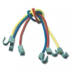 Corda elastica con ganci...