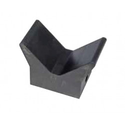 Supporto a V - 100x75mm