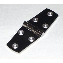 Cerniera inox microf. 38x100mm