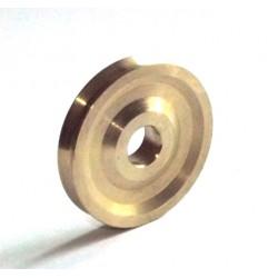 Puleggia in bronzo  Ø35mm
