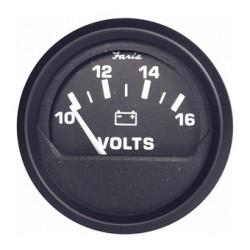 Volmetro 12V Faria/Uflex